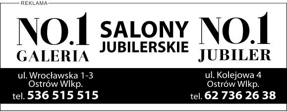 Jubiler No. 1 w Ostrowie Wielkopolskim
